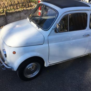 La Fiat 500 di Saint72