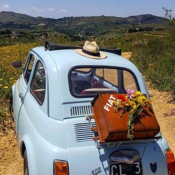 La Fiat 500 di Antonio