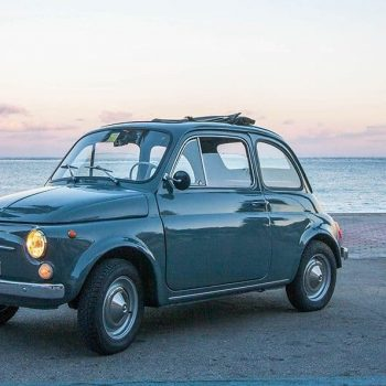 I fanali delle Fiat500 d'epoca: modelli, regolazione e sostituzione