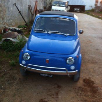 La Fiat 500 di Cesarino500