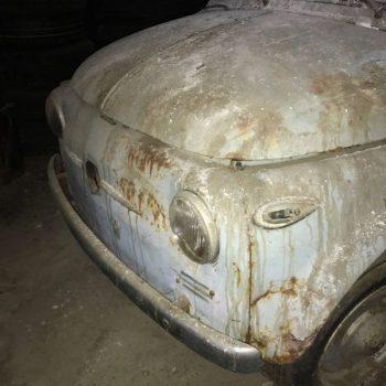 La Fiat 500 Cina.88 – (Da restaurare)