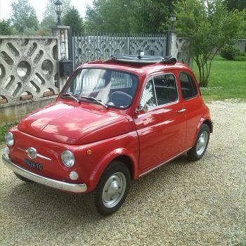 La  Fiat 500 di Novand