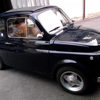 La Fiat 500 di Ser500