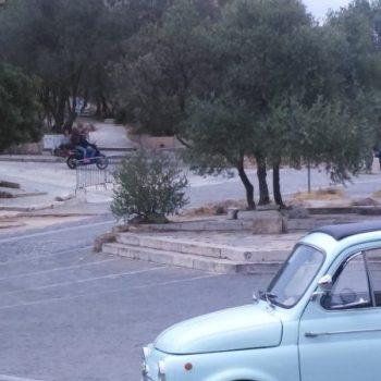 La Fiat 500 di albanto59