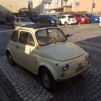 La Fiat 500 di fsella
