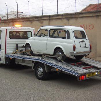 La Fiat 500 di Peter Bennion