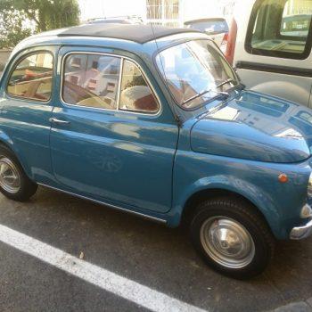 La Fiat 500 di Riccio65