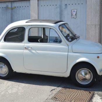 La Fiat 500 di John