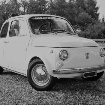 La Fiat 500 di Dardo