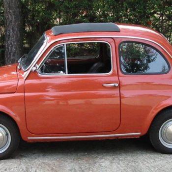La Fiat 500 di teebreda