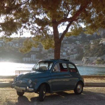 La Fiat 500 di Fabien Grillo Alichino