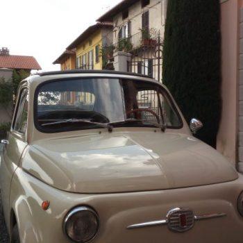 La Fiat 500 di AleLama
