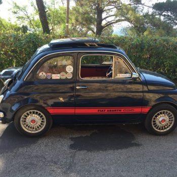 La Fiat 500 di Salvatore Abarth