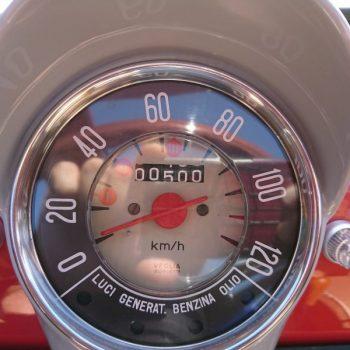 La Fiat 500 di Franz 500