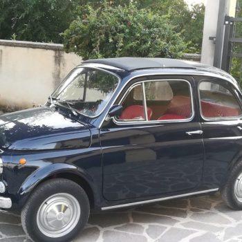 La Fiat 500 di Mariano
