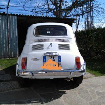 La Fiat 500 di Pier89