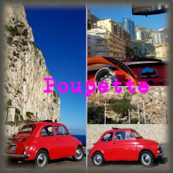 La Fiat 500 di Renard Laurent