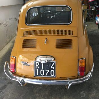 La Fiat 500 L di Pino è in vendita!
