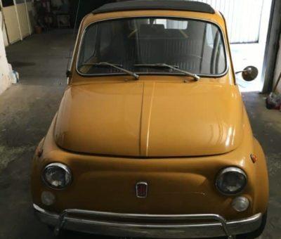 La Fiat 500 L di Pino Valeri