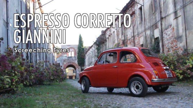 Espresso corretto Giannini : Fiat 500 Giannini TVR