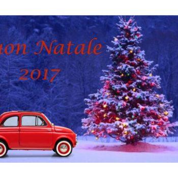 Un regalo di Natale per tutti gli appassionati di Cinquecento!