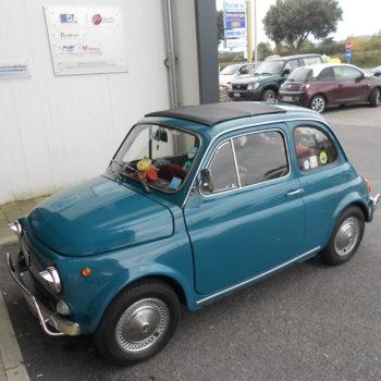 La Fiat 500 Etrusco Rasenna