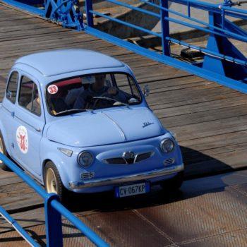 La Fiat 500 di Matthias