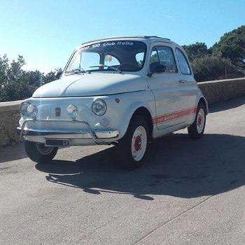 La Fiat 500 Di Mirko