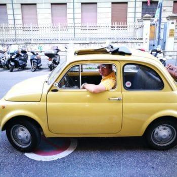 La Fiat 500 di Paofranz