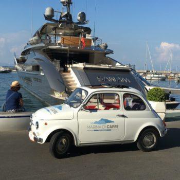 La Fiat 500 di Antonio Pagliaro