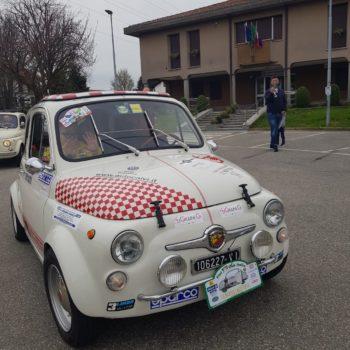 La Fiat 500 di Ivan
