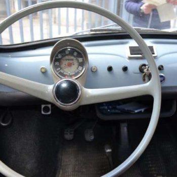 La Fiat 500 di Priscamaria