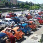 "7'Raduno Fiat 500 S.Quirico Valpolcevera GE ""500 a spasso"""