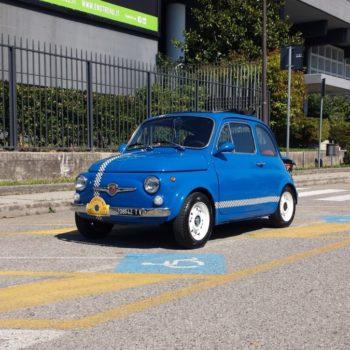La Fiat 500 di Jonny1991