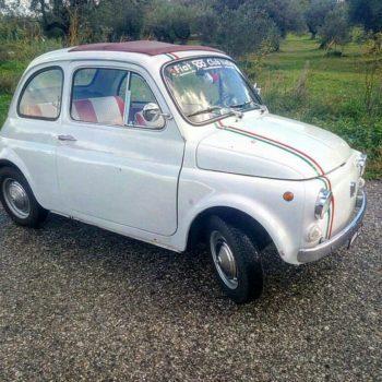 La Fiat 500 di Ferdinando