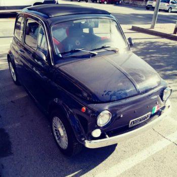 La Fiat 500 di Franco45