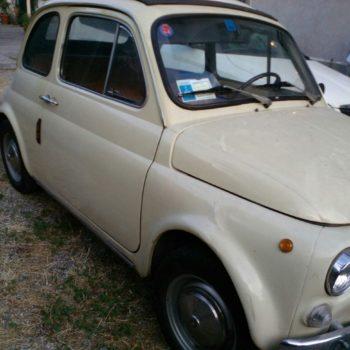 La Fiat 500 di gls985