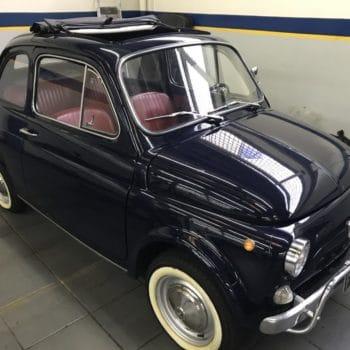 La Fiat 500 si Straw