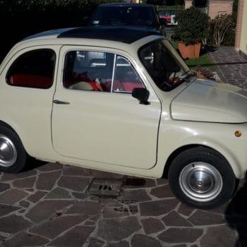 La Fiat 500 di Giulietto