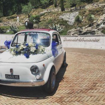 La Fiat 500 di Michele500R