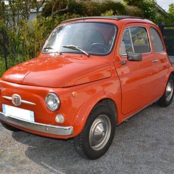 La Fiat 500 di Pascal33