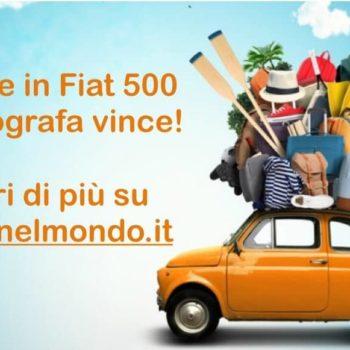 Vacanze in Fiat 500 – Chi fotografa vince!