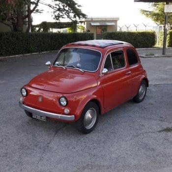 La Fiat 500 di Nitro61