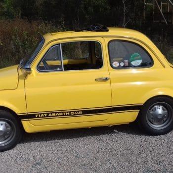 La Fiat 500 di Gigi4ever500