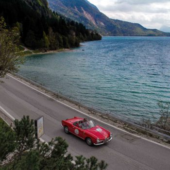 Aperte le iscrizioni alla XXI edizione della 500 Miglia Touring Aprile 2019