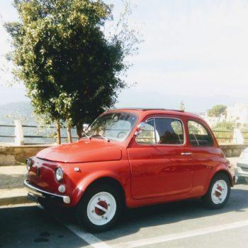 La Fiat 500 di Bricco