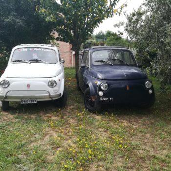 Fiat 500 di Andre Ballu