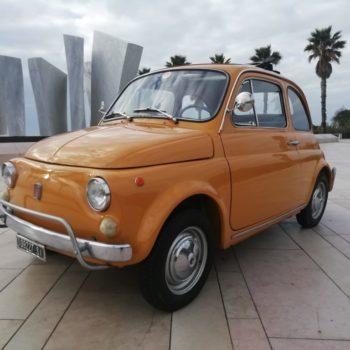 La Fiat 500 L Giallo Positano di Marcello è in vendita. Chi la vuole?