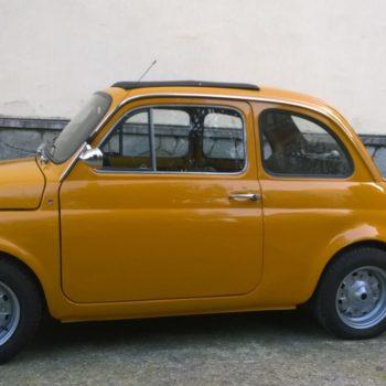 La Fiat 500 di Mascius76