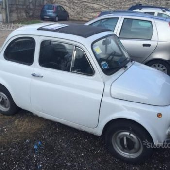 La Fiat 500 di faber1963